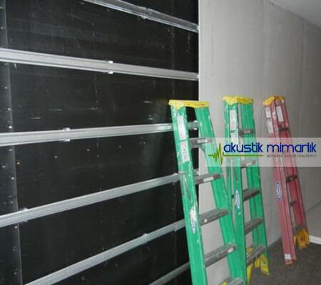 duvar ağır epdm bariyer uygulama