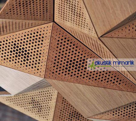 Akustik Yansıtıcı Paneller