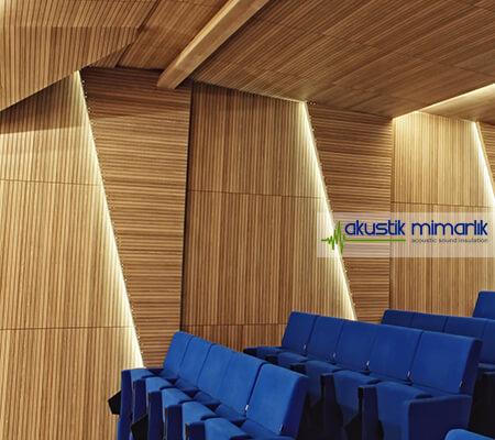 Konferans Akustik Derzli Panel