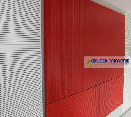 Renkli Akustik Derzli Panel