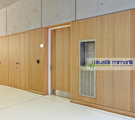 Derzli Panel Kapı