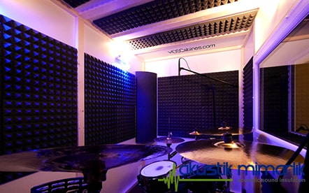 Kayıt Salonu Akustik Kaplama