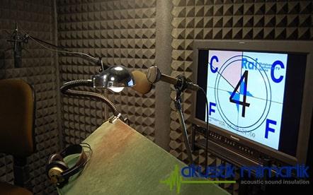 RADYO GÖNÜL FM ADANA SES YALITIMI