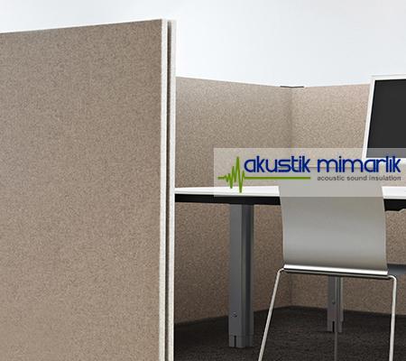 Ofis Akustik Paravan