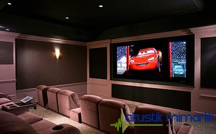 Sinema Salonu Akustik Kaplama
