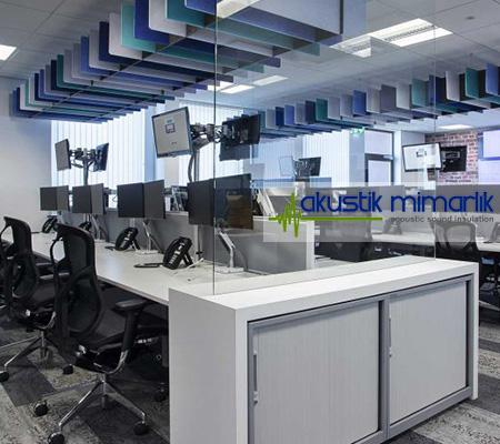 Ofis Asma Tavan Paneli