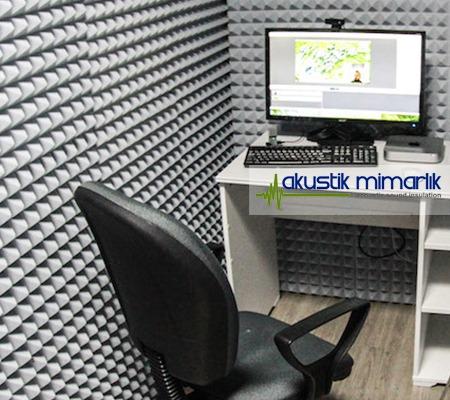 ses kayıt odası ses izalasyon uygulaması