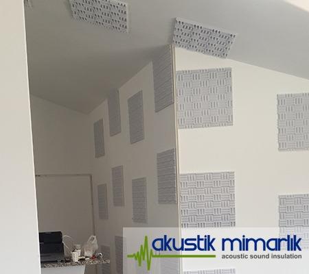 Duvar Akustik Ses Yalıtımı