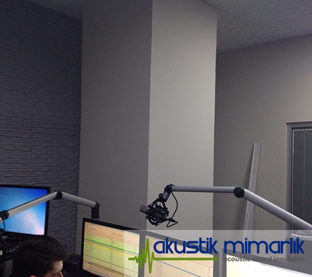 İbb Radyo Odası Ses Akustik