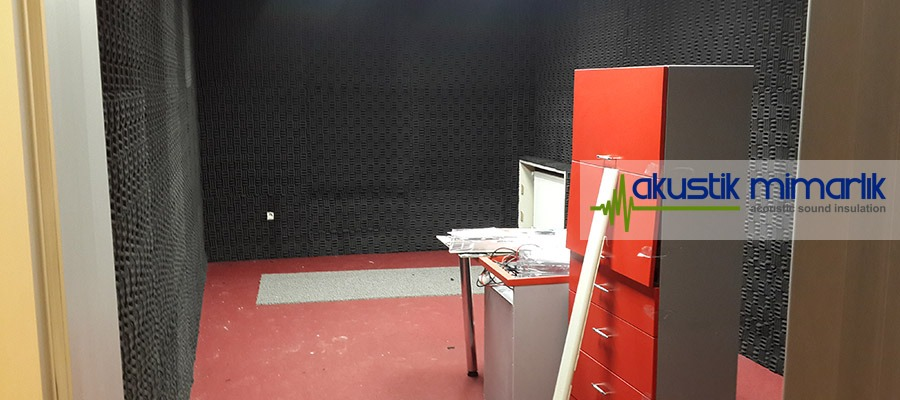Stüdyo Ses İzolasyonu