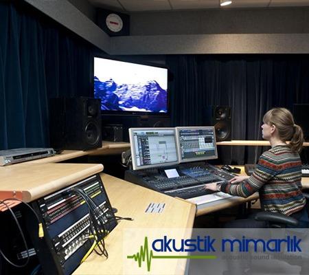 studio kayıt salonu