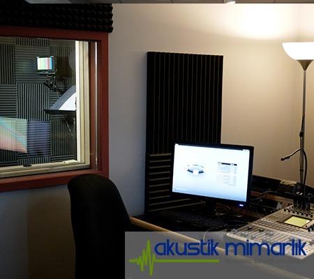 Stüdyo Akustik Ses Düzenlemeleri