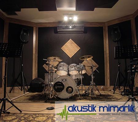 Müzik Odası Akustik Uygulama
