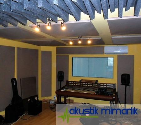 Müzik Odası Akustik Panel