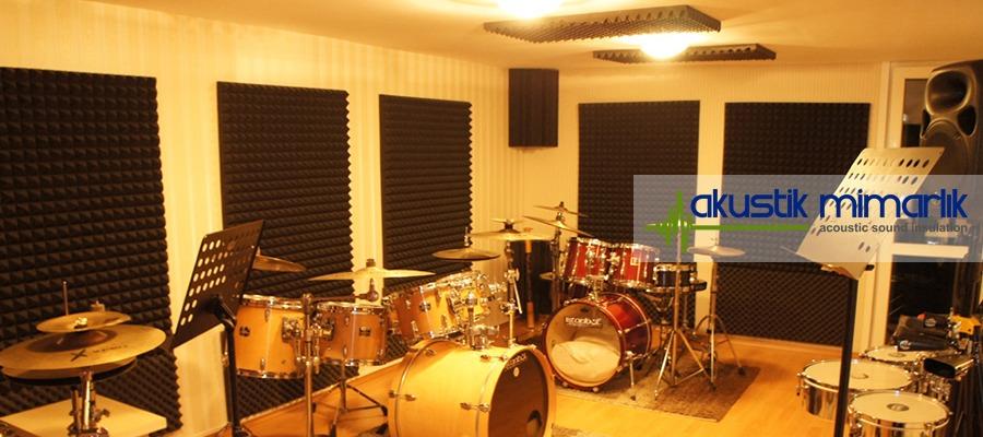 müzik odası duvar ses yalıtımı