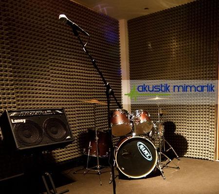 müzik odası ses akustik