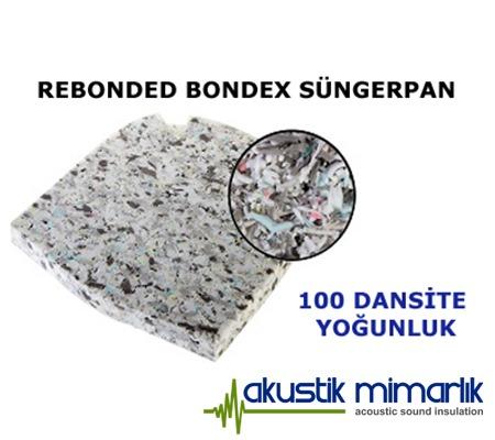 Rebonded Bondex Süngerpan Özellikleri