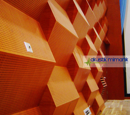 Yansıtıcı Delikli Duvar Paneli