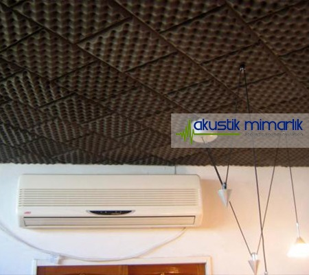 Tavan Ses İzolasyonu